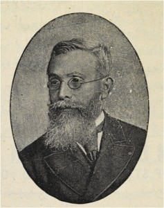 Dadabhai Naoroji, who was elected MP for Central Finsbury in 1892. Courtesy of British Library Board [14119.f.37]