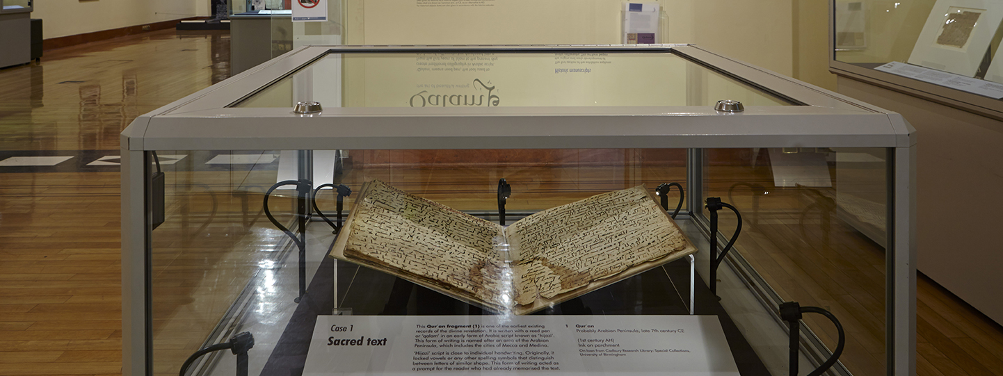 Out of context: bringing a manuscript collection to a broader audience