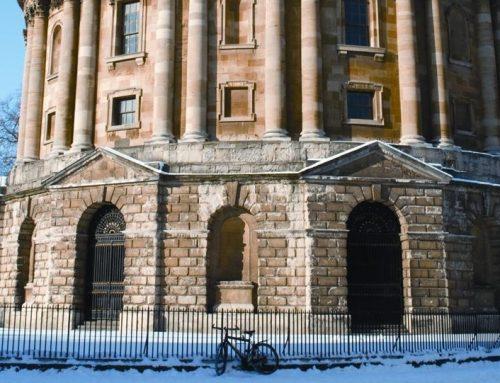 RLUK Library in Focus: University of Oxford