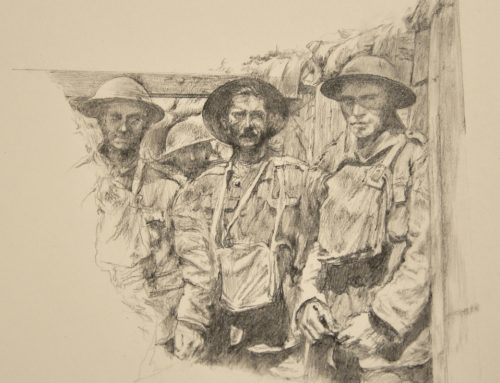 University of Leeds – Exhibition drew on University's First World War archive for inspiration