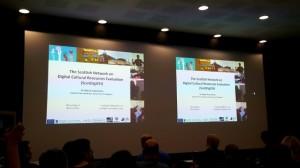Dr. M. Economou kick-starting EDCR2016