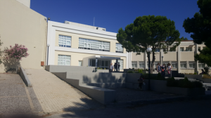 The Conference and Cultural Centre at the University of Patras where the LIBER 46th  Conference was held