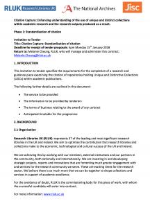 Download the full Citation Capture ITT document