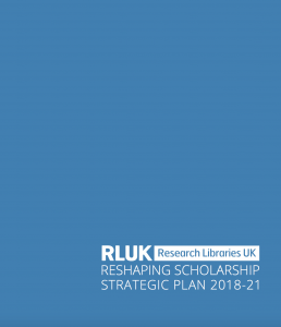 Download the Reshaping Scholarship Strategic Plan document