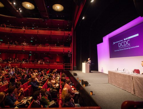 International outlook for DCDC18 as first keynotes announced