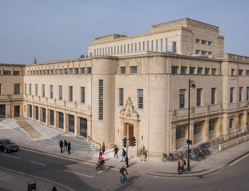 Designing libraries: how the Bodleian's Weston Library was transformed