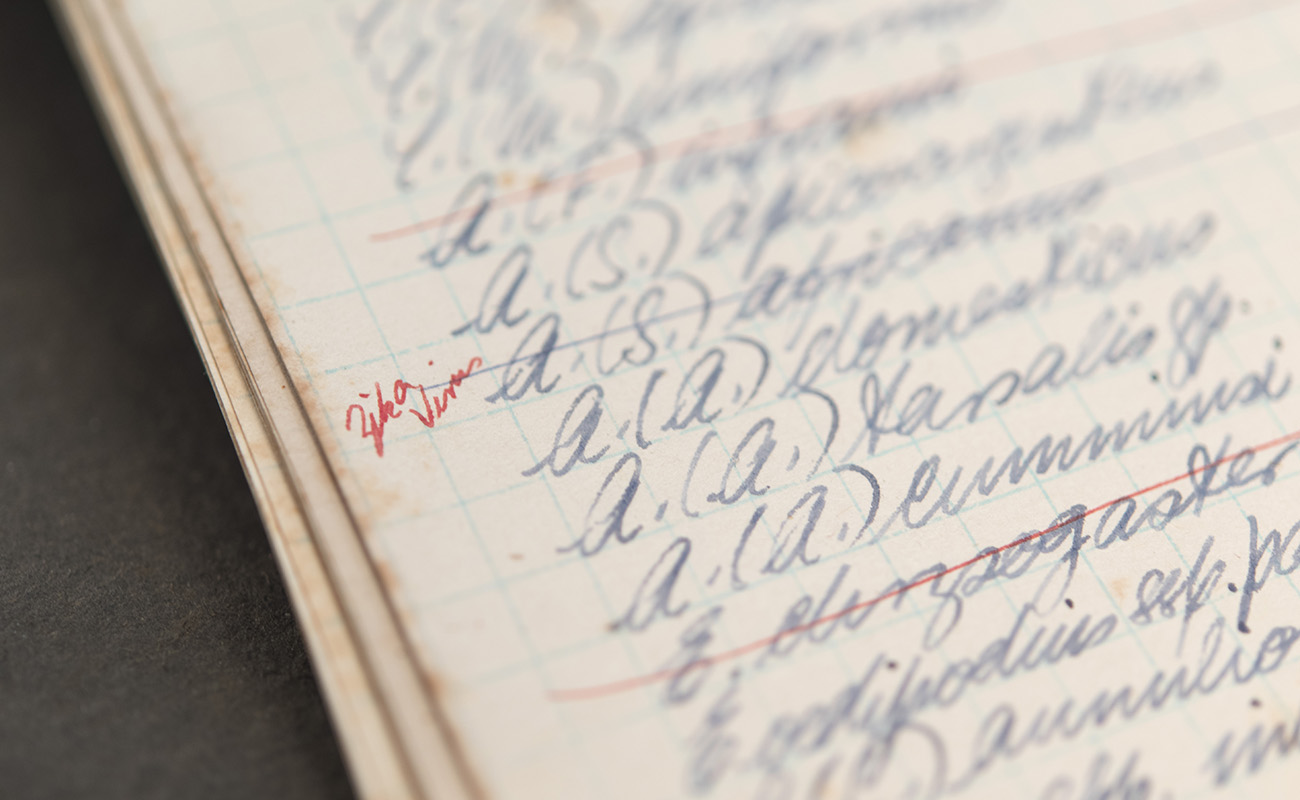 Original zika virus papers found in University of Glasgow archive