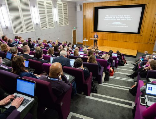 Registration open for the RLUK20 Conference