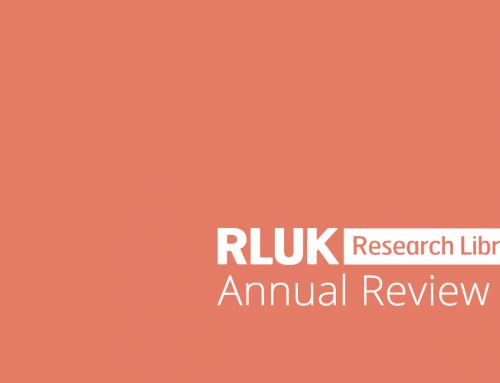 RLUK Review 2019