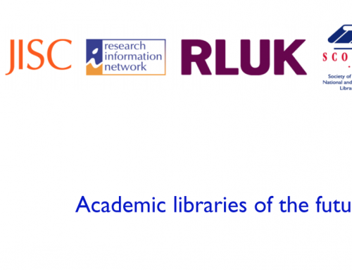 Libraries of the Future project