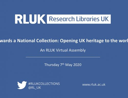 Towards a national collection virtual assembly