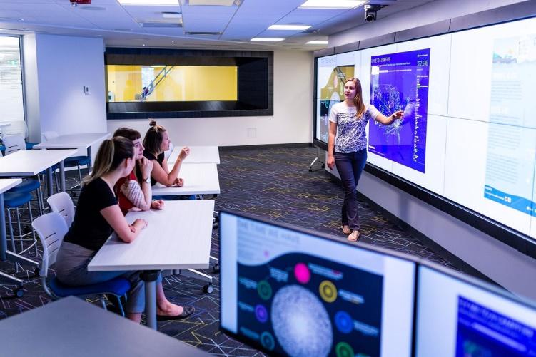 The Digital Scholarship Centre
